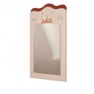 Зеркало Феи в облаках Крем + яблоня шоколад Вальтер