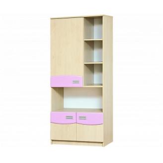 Книжный шкаф Терри Мир Мебели