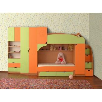 Детская спальня Винни-2 Летро