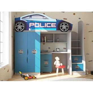 Детская комната Полиция Viorina-deko