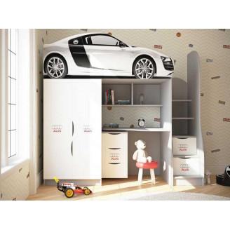 Детская комната Audi Viorina-deko