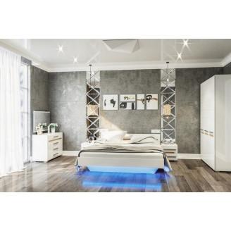 Спальня Бьянко Мир Мебели