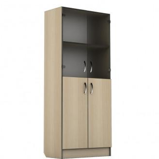 Шкаф ШС-51 Бюджет Плюс ТИСА-мебель