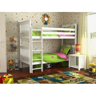Кровать Жасмин Шале 90*200 DA-KAS