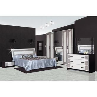 Спальня Бася новая Мир Мебели