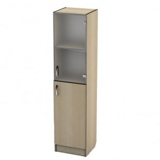 Шкаф ШС-51 У Бюджет Плюс ТИСА-мебель