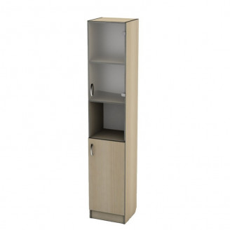 Шкаф ШС-60 У Бюджет Плюс ТИСА-мебель