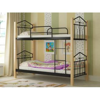 Двухъярусная кровать Тиара Мадера