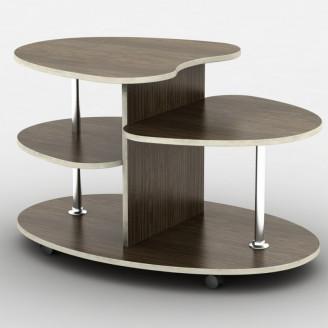 Столик журнальный Юпитер АКМ ТИСА-мебель