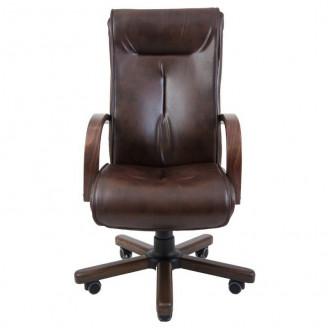 Офисное кресло Бостон Вуд Tilt Richman
