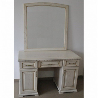 Туалетный столик с зеркалом Элит АРТ-мебель