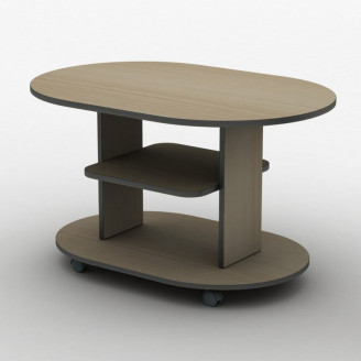 Столик журнальный СЖ-3 Бюджет ТИСА-мебель