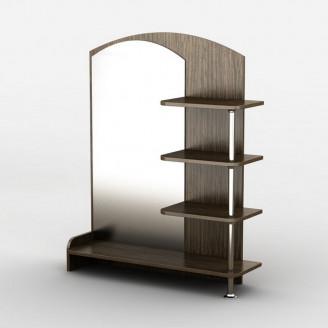 Зеркало с полками АКМ ТИСА-мебель