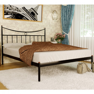 Металлическая кровать Париж-1 Метакам
