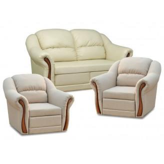 Комплект Редфорд 211 с нераскладными креслами Вика