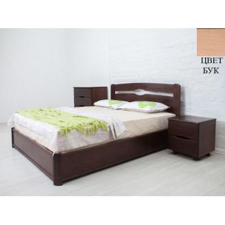 Кровать Олимп Нова с подъемным механизмом 160X200 бук У-1