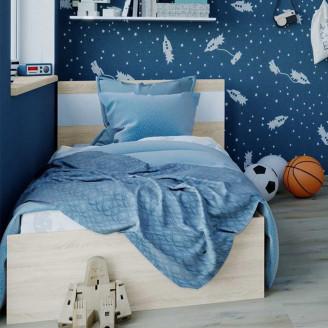 Односпальная кровать Соната Эверест 90х200