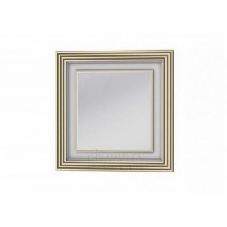 Зеркало Treviso ТM-80 белый медь Ювента
