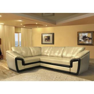 Угловой диван Премьер 5 подушек Lefort
