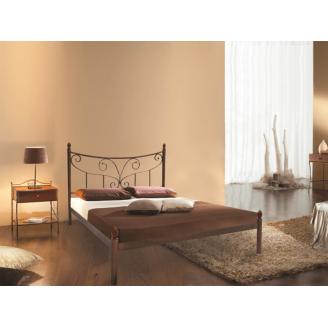 Металлическая кровать Луиза Металл-дизайн