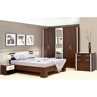 Спальня Элегия Мир Мебели