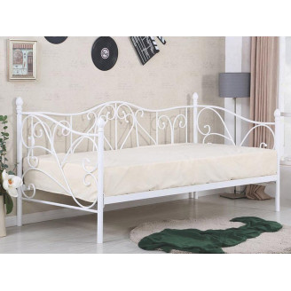 Кровать Sumatra 90*200 белая Halmar