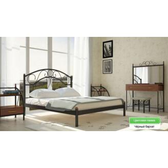 Металлическая кровать Скарлет Металл-дизайн