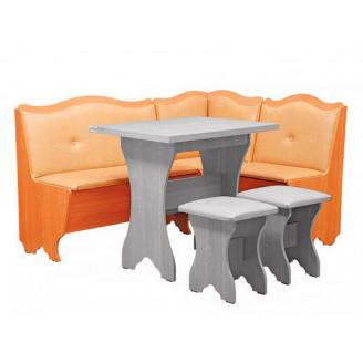 Кухонный уголок Герцог Пехотин без стола и табуретов