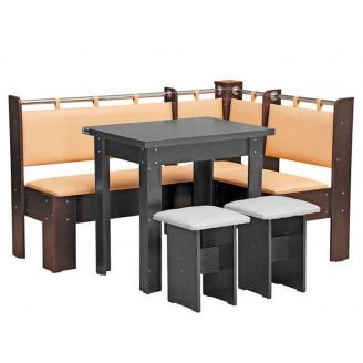 Кухонный уголок Гетьман Пехотин без стола и табуретов