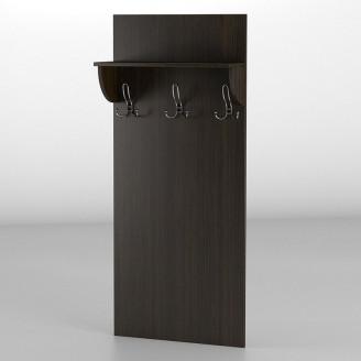 Вешалка настенная 6 АКМ ТИСА-мебель