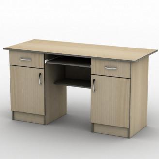Стол письменный СП-22 140*70 Бюджет ТИСА-мебель