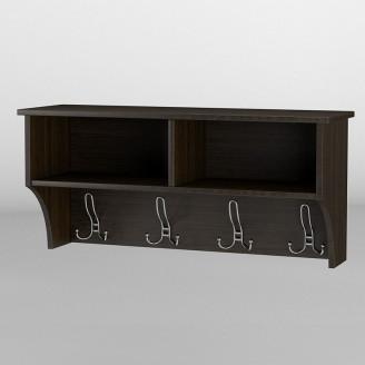 Вешалка настенная 7 АКМ ТИСА-мебель