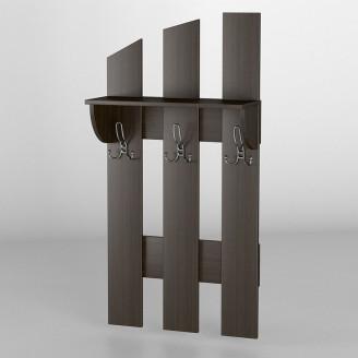 Вешалка настенная 9 АКМ ТИСА-мебель