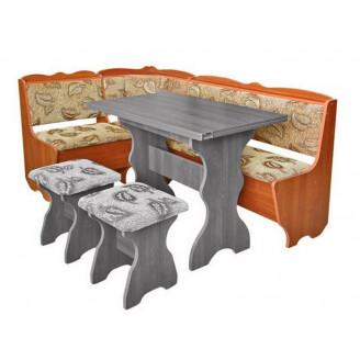 Кухонный уголок Лорд Пехотин без стола и табуретов