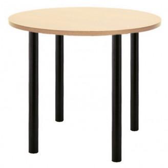 База для стола Kaja black Nowy Styl