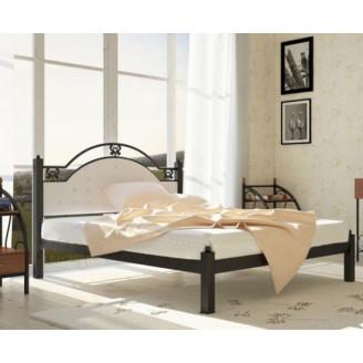 Металлическая кровать Эсмеральда Металл-дизайн