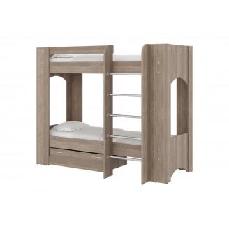 Кровать двухъярусная Дуэт-2 Пехотин