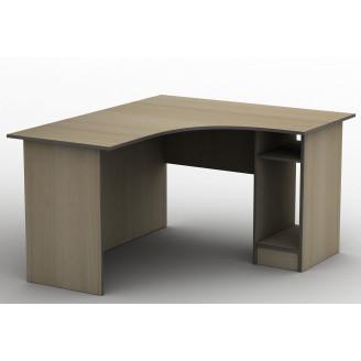 Стол угловой СПУ-2 160*120 Бюджет ТИСА-мебель