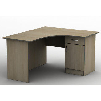 Стол угловой СПУ-3 120*120 Бюджет ТИСА-мебель