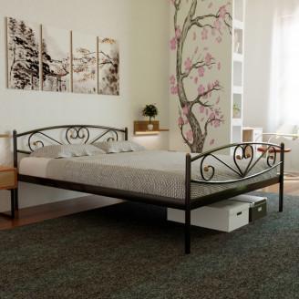 Металлическая кровать Милана-2 Метакам