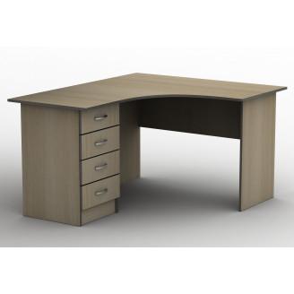 Стол угловой СПУ-4 160*140 Бюджет ТИСА-мебель