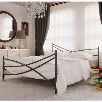 Металлическая кровать Лиана-2 Метакам