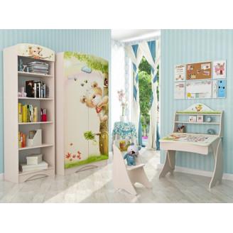 Детская комната Мишка с букетом-1 Вальтер