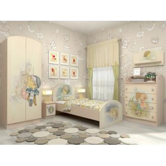 Детская комната М + Д Вальтер
