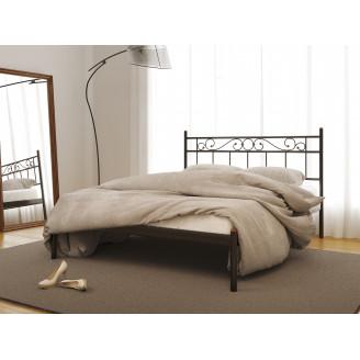 Металлическая кровать Эсмеральда 1 Метакам