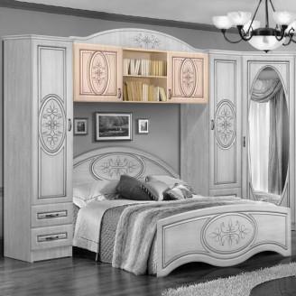 Антресоль над кровать Василиса-1400 Мастер форм