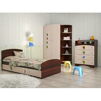 Детская комната 3в1 Вальтер