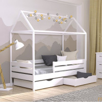 Деревянная кровать Эстелла Амми