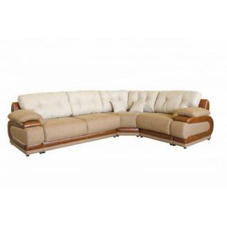 Угловой раскладной диван Джаконда французская раскладушка Мебель-Сервис