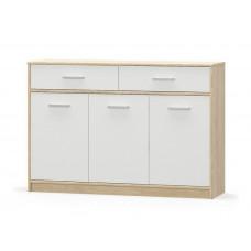 Комод 3Д2Ш Типс Мебель-Сервис